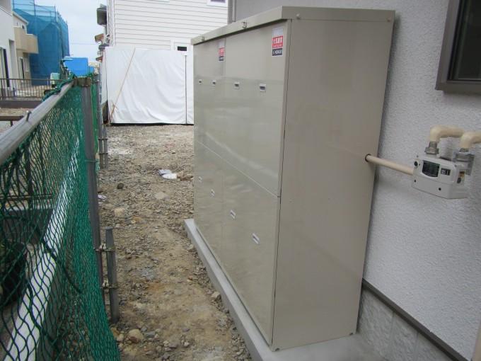 ガス配管工事 宮城県 写真