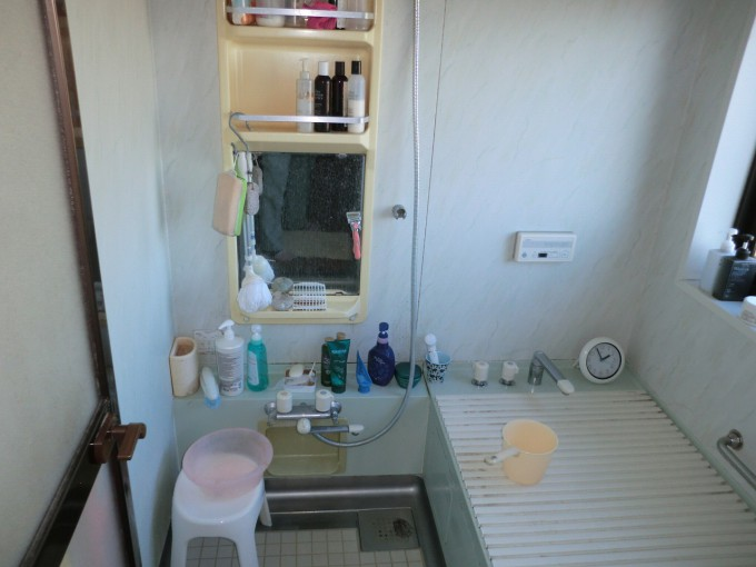 宮城県 浴室リフォーム工事 施工前