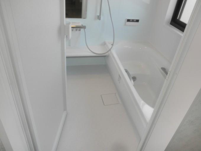 宮城県 浴室リフォーム工事 施工後
