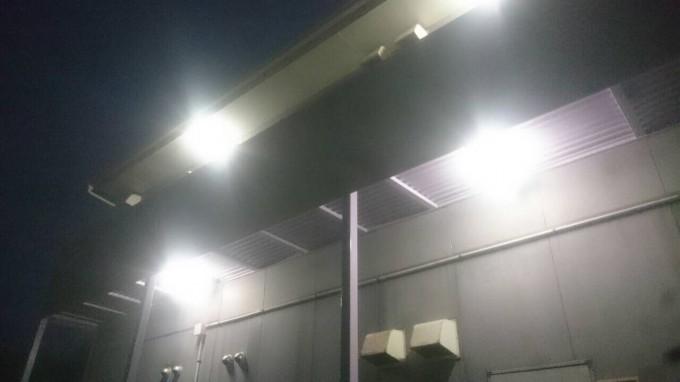 宮城県 LED照明交換工事 施工後